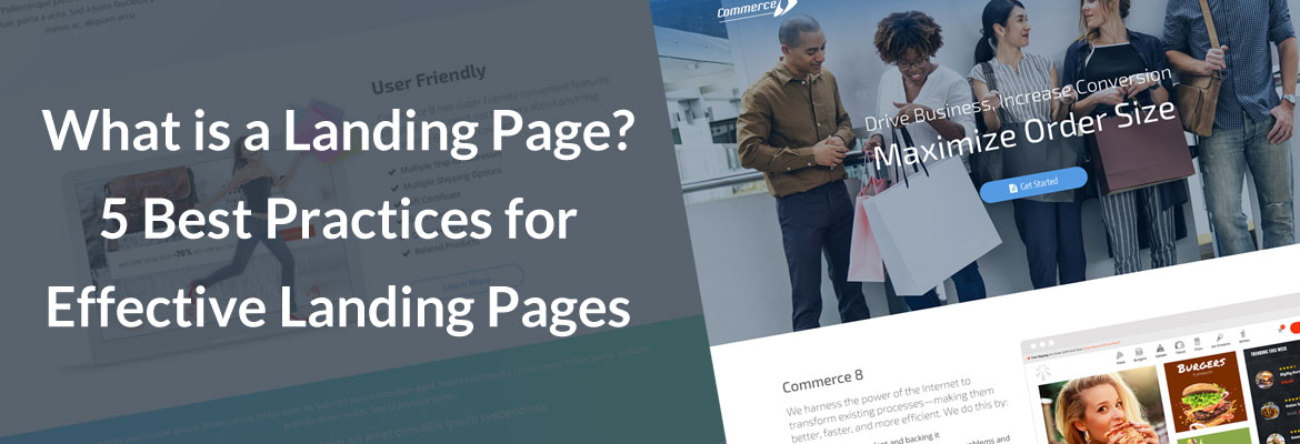 5 Best Practices for Effective Landing Pages