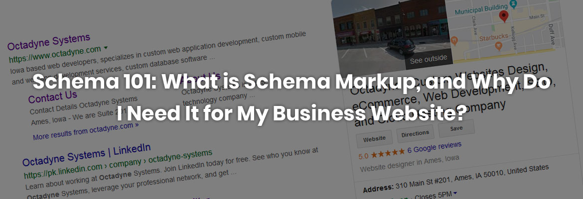 What is Schema Markup, and Why Do I Need It for My Business Website